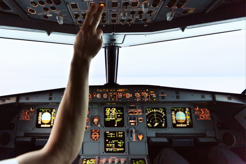 Air Berlin Pilot
