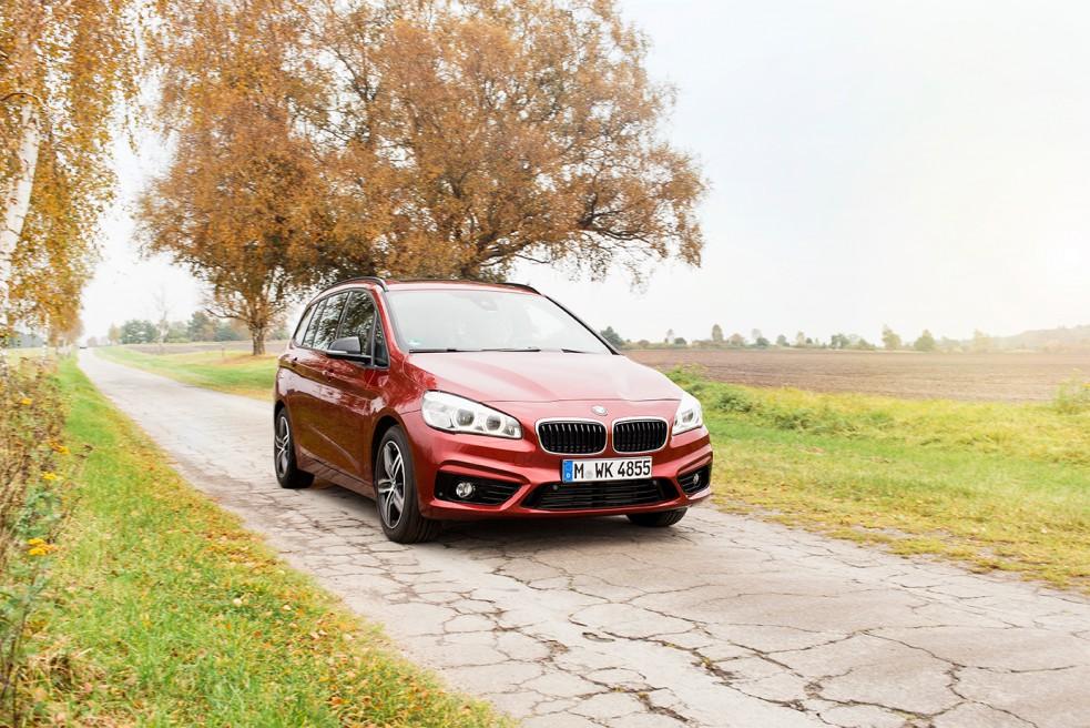 BMW Gruner + Jahr